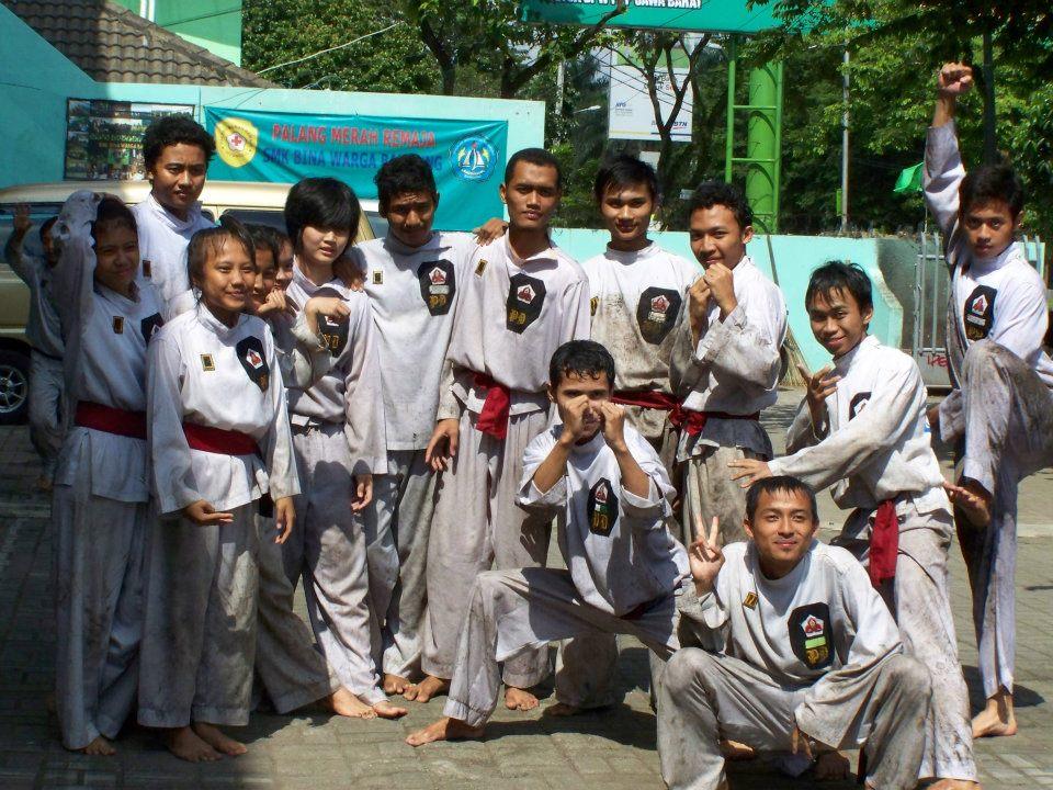 anggota tingkat Keluarga PD cabang Bandung